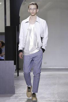 3.1 Phillip Lim Menswear Spring  2015