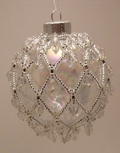 Netted Snowflake, Myrrh Beads, and Other Holiday Beading Ideas