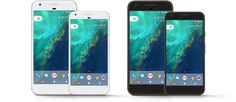 """Two colours. Two sizes. Choose from Very Silver and Quite Black in either 5"""" or 5.5"""". 