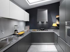 Sleek Kitchen Design Ideas | Visit http://www.suomenlvis.fi/