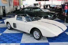 1962 Ford Mustang I Concept  - PopularMechanics.com