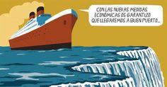 Medidas economicas #Viñeta #Humor