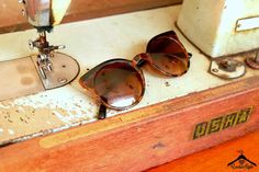 #Retro #Sunglasses perfect for sunny summers.  Featured in our #LockerStyle diaries.