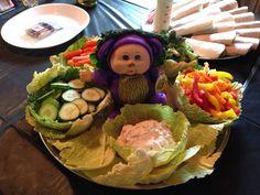 Cabbage patch veggie