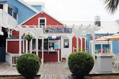 Salty Dog Ice Cream -- Hilton Head Island, South Carolina