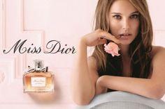 On Counter: Miss Dior Eau Fraiche Fragrance with Natalie Portman