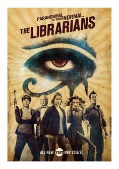 http://www.alienbee.net/watch-a-promo-for-the-librarians-episode-3-04-and-the-self-fulfilling-prophecy/  Alien Bee 12-7-2016 share promo #TheLibrarians S3 E4 show with #ChristianKane