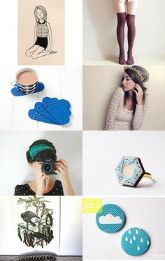 just be you! by mafalda fernandes on Etsy--Pinned with TreasuryPin.com
