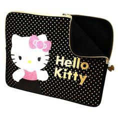 """Hello Kitty 16"""" Computer Case"""