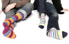 deGrays men's socks