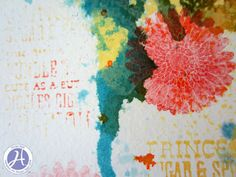 Hampton Art Blog: Two great projects by Design Team member Vivian Keh!