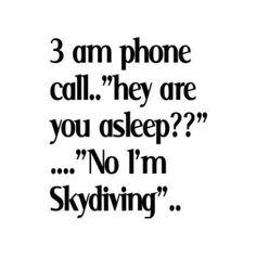 3 am phone call