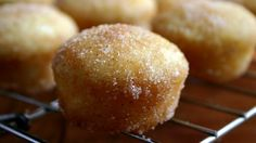 Easy and quite quick to make. Warm freshly baked nuggets of cinnamon 'sugar' goodness. A bariatric or diabetic find! With a mug of YUM! No Sugar Added How Cocoa Mix.