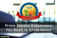 joomla utvidelser