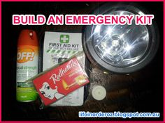 Life in Order: Emergency Kit List and Ideas for Natural Disasters