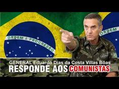General Eduardo Dias da Costa - Responde aos Comunistas