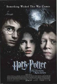 Harry Potter Prisoner of Azkaban Cast Poster 24x36 – BananaRoad