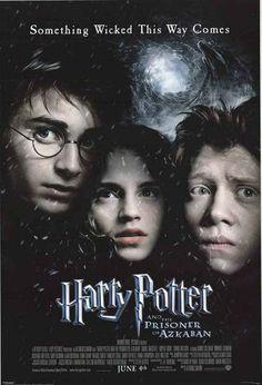 Harry Potter Prisoner of Azkaban Cast Poster 24x36 – BananaRoad