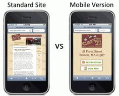 Mobile Is the future for global as well as local businesses. Convert your website into a mobile optimized one for increasing the client base.  Avail a full suite of affordable Mobile Marketing Services by Leapdog Marketing: http://www.leapdogmarketing.com/raleigh-mobile-website-design/