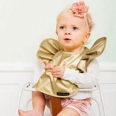Elodie Details - Bib - Golden Wings - Bib - Elodie Details - Bmini - Design for Kids - 3