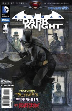 The Caped Crusaders Foes Unite In BATMAN: THE DARK KNIGHT ANNUAL #1 Preview