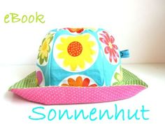 eBook Sonnenhut Gr. 48-54cm von FrÄuLeIn EmmAs do it yourself auf DaWanda.com