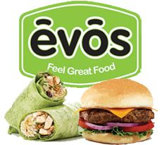 FREE Burger or Wrap at Evos