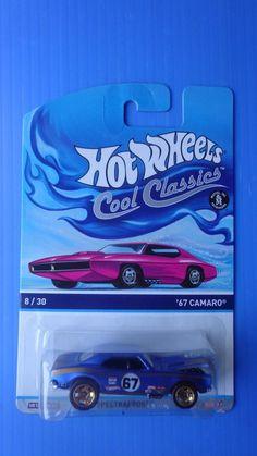 2013 Hot Wheels '67 Camaro Cool Classics Rare  !!! #HotWheels #Chevrolet