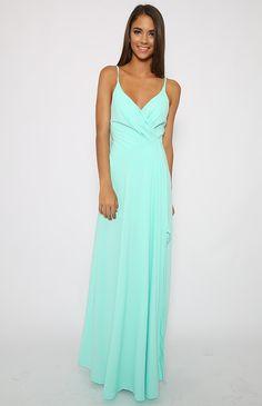 Sweet Rebellion Dress - Mint | Dresses | Back In Stock | Peppermayo