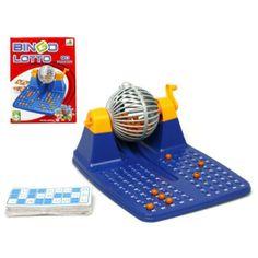 Comprar Bingo | Juego de Mesa al mejor precio. El clásico juego de mesa de Bingo,una buena idea de regalo para compartir tardes de diversión en familia. A partir de 2 jugadores. A partir de 3 años. Losmejores juegos de mesalos encontrará en su tienda de confianza.
