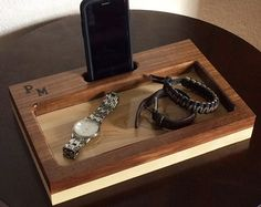 Docking Station iPhone Dock tech gift The Butler by micklish