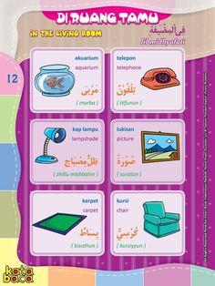Membaca dan Menulis Huruf Alfabet story page Dan