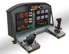 To get the most out of your basic flight Sim game, joysticks are a must. But which one is the best flight simulator joystick? Computer Setup, Gaming Setup, Drone Copter, Flight Simulator Cockpit, Custom Pc, Best Flights, Flight Deck, Diy Electronics, Radio Control