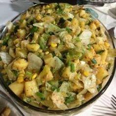Patates Salatası Tarifi www.afiyetle.com