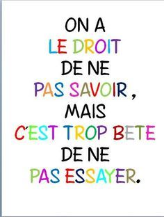 On a le droit . French Teacher, Teaching French, Material Didático, Education Positive, French Education, Core French, French Expressions, French Classroom, Classroom Posters