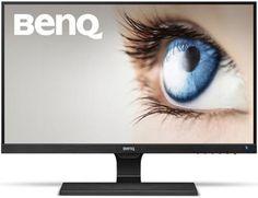 """Монитор ЖК BENQ EW2775ZH 27"""", черный  — 12070 руб. —  размер экрана: 27"""",  широкоформатная матрица VA с разрешением 1920x1080, отношением сторон 16:9, яркостью 300кд/м2, встроенными динамиками,   разъем D-SUB (VGA), HDMI"""