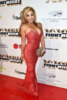 Chelsea Pezzola Photos - Professional golfer Chelsea Pezzola attends Muhammad Ali's Celebrity Fight Night XXIII at the JW Marriott Desert Ridge Resort & Spa on March 2017 in Phoenix, Arizona. The Espys, Pre Party, Strapless Dress Formal, Formal Dresses, Fight Night, Phoenix Arizona, Muhammad Ali, Red Carpet