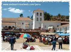 Sacred Valley, Chinchero, Peru