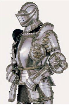 "freiherrvonbronkhorst: "" German Armour. 1580. """
