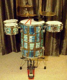 Yamaha Cocktail Drum Kit Ebay