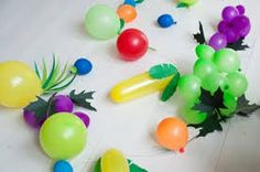 Resultado de imagen para decorar fiestas infantiles de cars