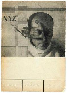 Lissitzky, a hero of mine.