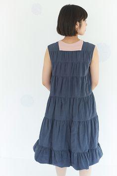 bright shadow ドレス | minä perhonen