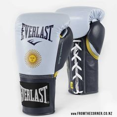 Custom-made Everlast boxing gloves we made for Argentina's Marcos Maidana. Everlast Boxing Gloves, Skipping Rope, Gym Design, Gym Gear, Gym Workouts, Mma, Martial Arts, Sports, Guilty Pleasure