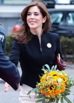 lineofsuccession:  Crown Princess Mary