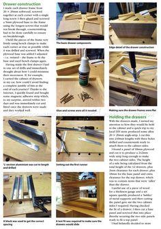 #405 Tool Storage System Plans - Workshop Solutions