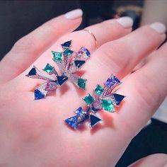 LEYLA ABDOLLAHI London (@leylaabdollahilondon) on Instagram: #ring #trinitycollection #finejewelry #leylaabdollahilondon