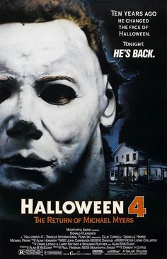 Halloween 4: The Return of Michael Myers (1988)