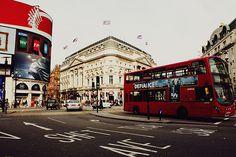 Cruising through London :-)