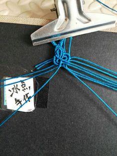 祥云-手工客官网 Clothes Hanger, Macrame, Diy, Hama, Coat Hanger, Bricolage, Clothes Hangers, Do It Yourself, Homemade